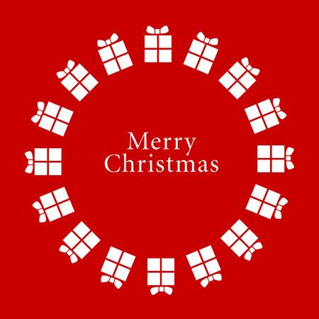 Vector Merry Christmas background Stock Vector - 5273210