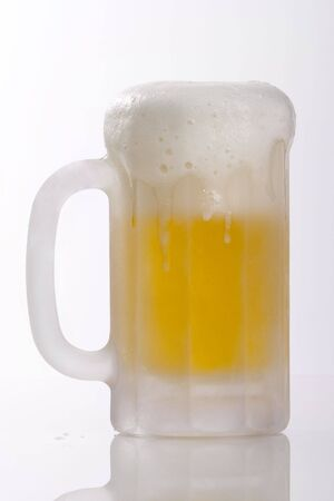 barware: Frosty Mug of Beer