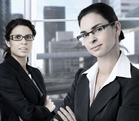 Young and determined women in business. Stock Photo - 830562