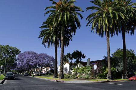 Dream Home: Ein Traum home in Kalifornien.