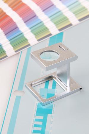 Press color management - print photo