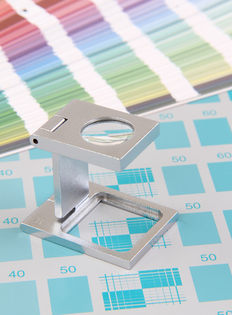 prepress: Press color management - print