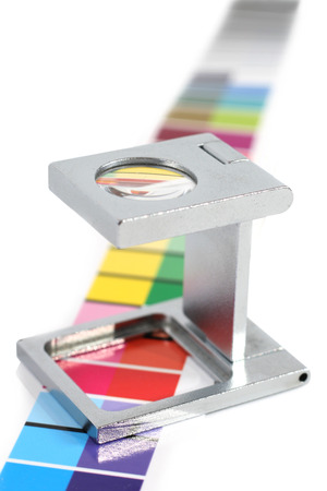 Press color management - print
