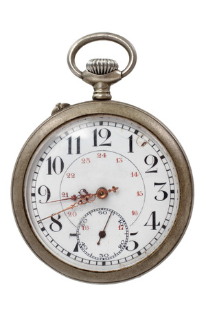 Antique pocket watch Standard-Bild