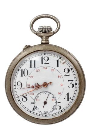 Antique pocket watch Banque d'images