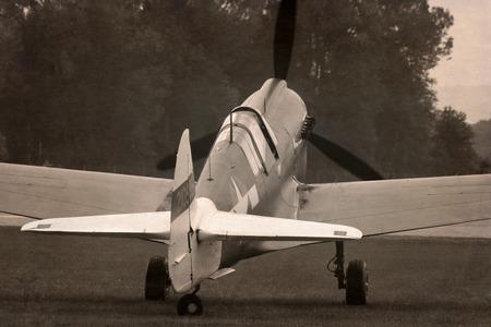 curtis: P-40 Kittyhawk aircraft