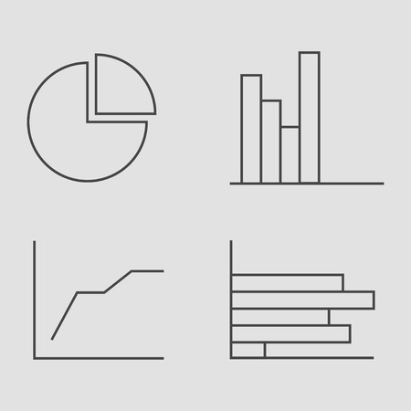 set of diagrams isolated