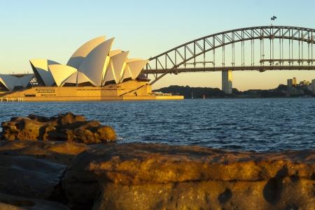 australasia: Sydney Harbour