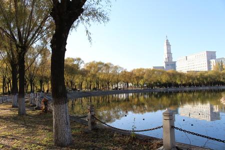normal school: Harbin Normal University
