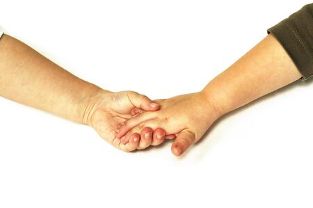 Child's hands Stock Photo - 8975819