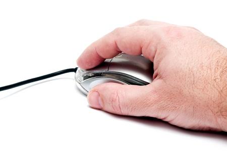 klick: Hand & Maus