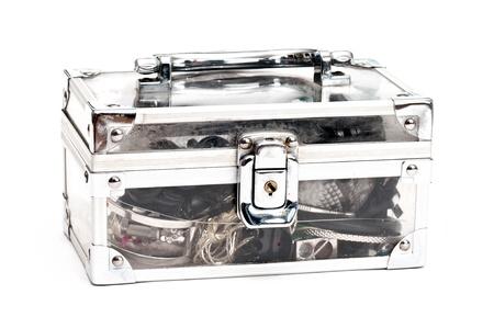 jewellery box: jewellery box