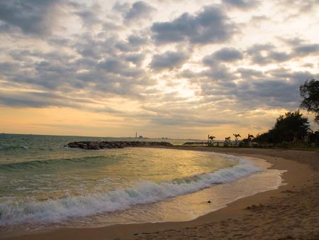 ra: Ra Yong, beach, Thailand