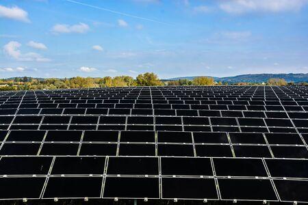 solarcell: Solar field