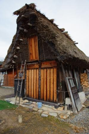 ogimachi: Unique Home Style of Ogimachi Village in Shirakawago Editorial