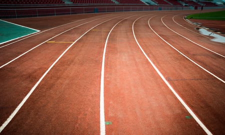 racetrack background Stock Photo - 28246451