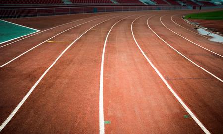 racetrack background Stock Photo - 28246451