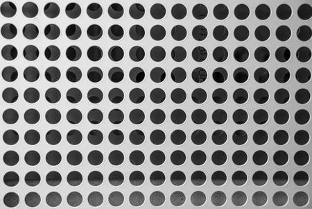 malla metalica: malla de metal Patr�n sin fisuras Foto de archivo