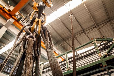 slings: Webbing slings, lifting accessories