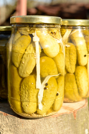 encurtidos: Pickles