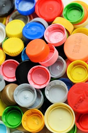 reciclable: cubiertas de pl�stico reciclables