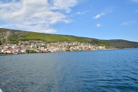 Panorama of Amfilochia, is a town and a municipality in the northwestern part of filochia Aetolia in Greece, on the site of ancient Amfilochia. Under the Ottoman Empire, it was known as Karvasaras