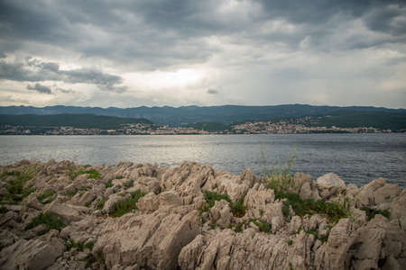 Crikvenica is a city in Croatia, located on the Adriatic in the Primorje-Gorski Kotar County, Crikvenica was developed on the site of a Roman era settlement and military base called Ad Turres.