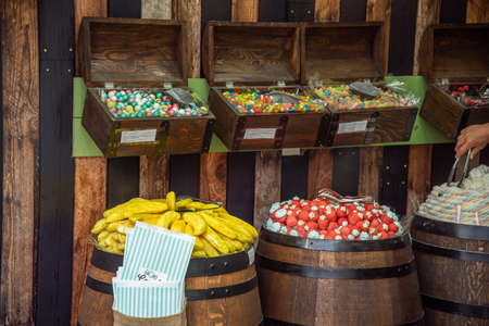 Jelly shop in Croatia Editoriali