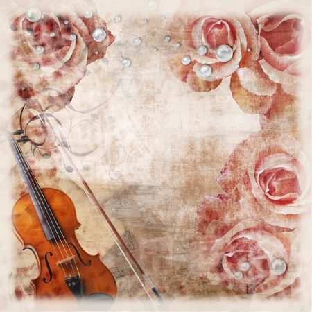 sheetmusic: wedding romantic background