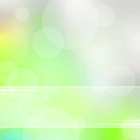 Abstract background  in green, blue, yellow, white Stock Photo - 9241205