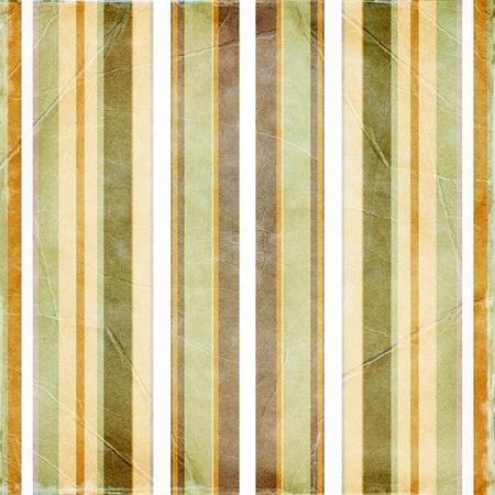 tigrato: vintage a strisce di carta