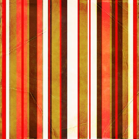 vintage striped paper  Stock Photo - 9768693
