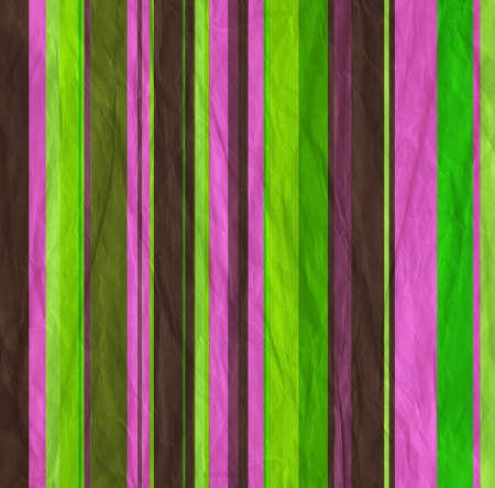 Background with colorful  pink, green and brown stripes  photo