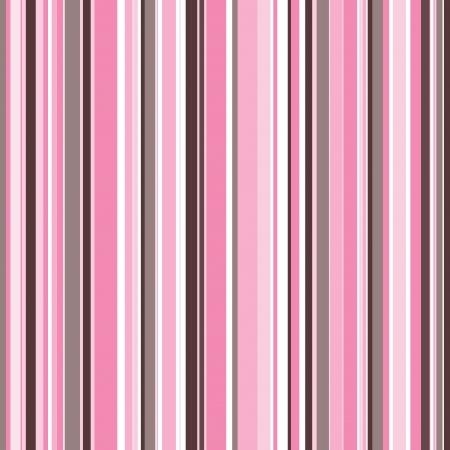 retro white, grey and pink stripes