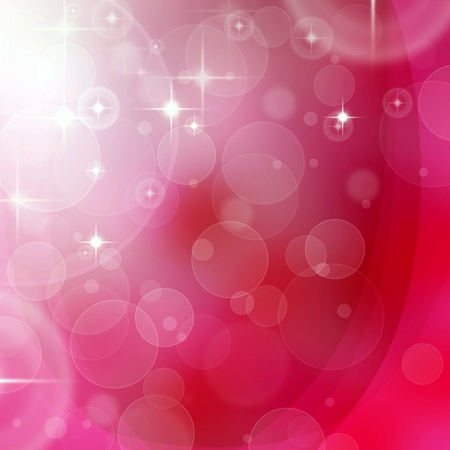 blinking: abstract pink background  Stock Photo