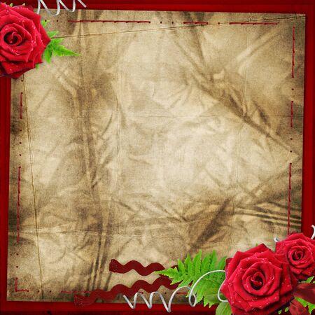 valentine frame  photo