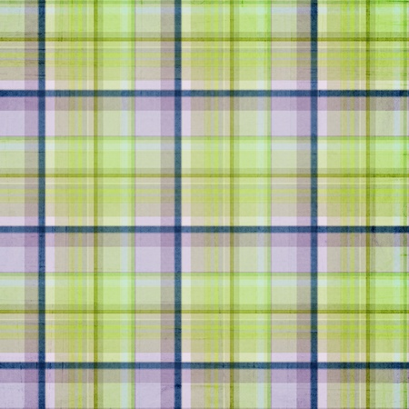 plaid striped background with pastel blue, green, and purple colors photo