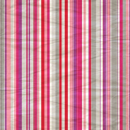 Retro stripe paper pattern in grey, purple and pink