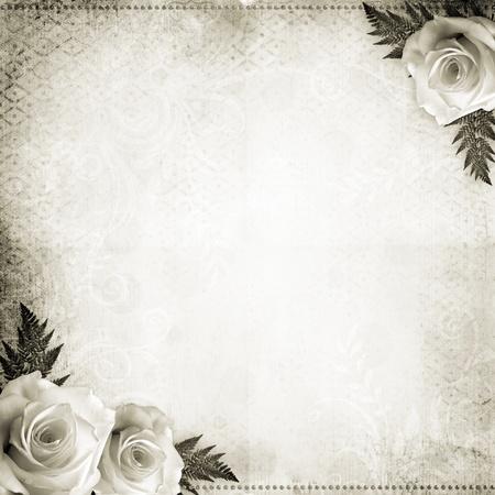 c�r�monie mariage: mill�sime de fond beau mariage Banque d'images