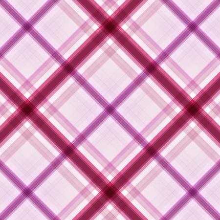 Plaid trendy seamless plaid pattern Stock Photo