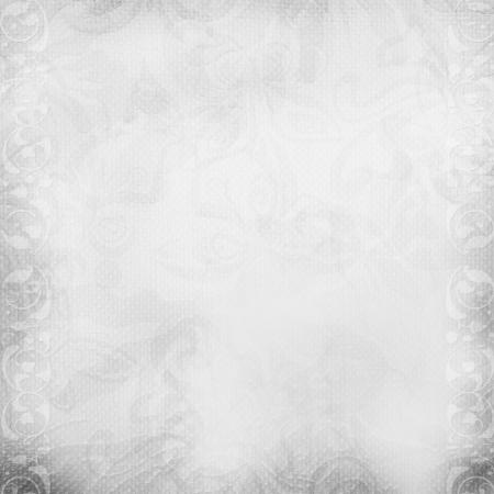 bodas de plata: Fondo blanco hermoso de la boda
