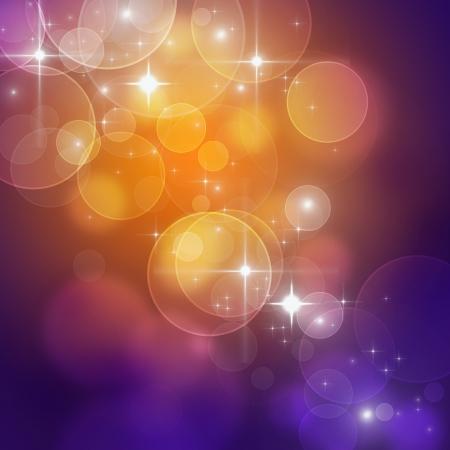 Schöne abstrakte Hintergrund der Urlaub Lichter Standard-Bild - 14119468