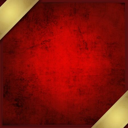 old book cover: Abstract Red Background or Christmas Paper