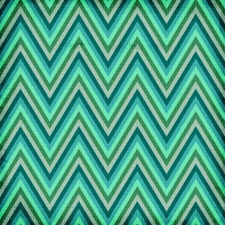 Seamless zig zag striped background