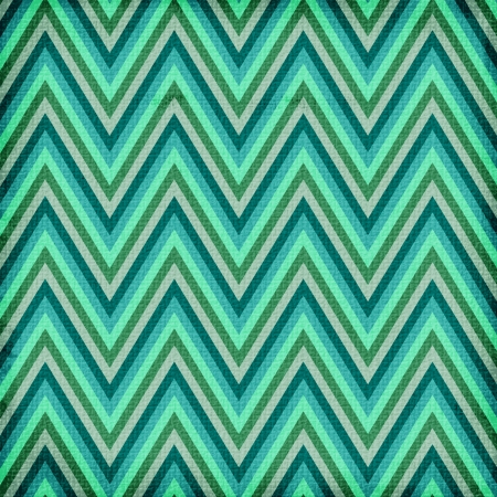Seamless zig zag striped background