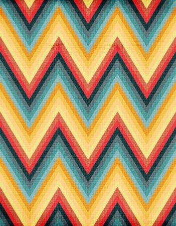 zag: Seamless zig zag striped background