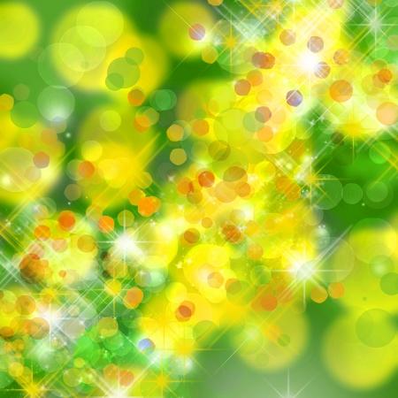 efectos especiales: Colorful Bokeh Fondo abstracto