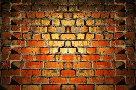 old brick wall background Stock Photo - 22666931