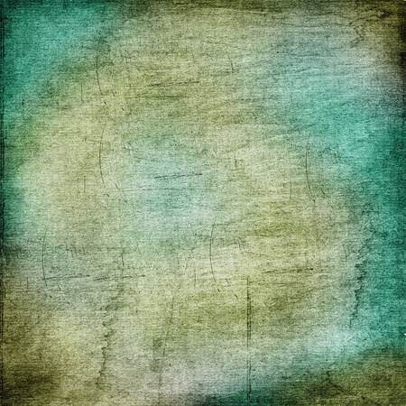 artisitc: A paper background with a blue to green gradation