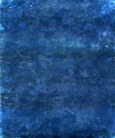 mucky: Grungy blue background